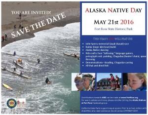 Alaska Native Day Ft Ross
