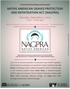 NAGPRA Workshop Flyer